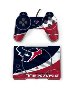 Houston Texans PlayStation Classic Bundle Skin
