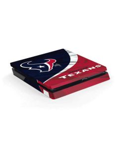 Houston Texans PS4 Slim Skin