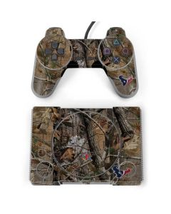 Houston Texans Realtree AP Camo PlayStation Classic Bundle Skin