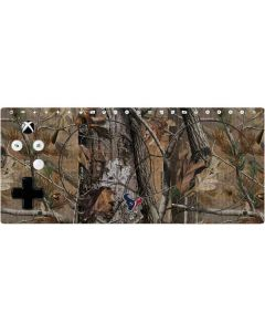 Houston Texans Realtree AP Camo Xbox Adaptive Controller Skin