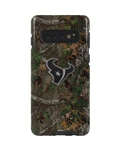 Houston Texans Realtree Xtra Green Camo Galaxy S10 Pro Case