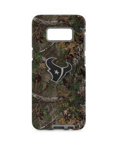 Houston Texans Realtree Xtra Green Camo Galaxy S8 Pro Case