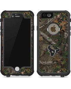 Houston Texans Realtree Xtra Green Camo iPhone 6/6s Waterproof Case