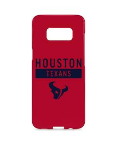 Houston Texans Red Performance Series Galaxy S8 Plus Lite Case
