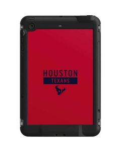 Houston Texans Red Performance Series LifeProof Fre iPad Mini 3/2/1 Skin