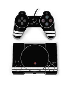 Houston Texans Shutout PlayStation Classic Bundle Skin