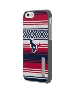 Houston Texans Trailblazer Incipio DualPro Shine iPhone 6 Skin
