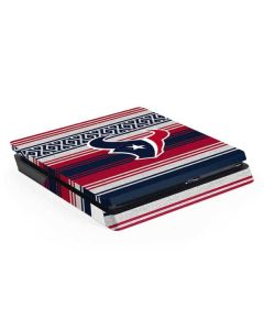 Houston Texans Trailblazer PS4 Slim Skin