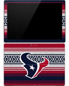 Houston Texans Trailblazer Surface Pro (2017) Skin