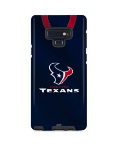 Houston Texans Team Jersey Galaxy Note 9 Pro Case