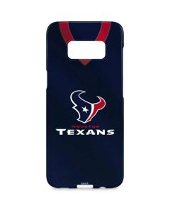 Houston Texans Team Jersey Galaxy S8 Plus Lite Case