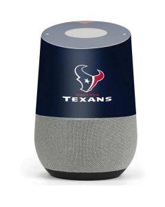 Houston Texans Team Jersey Google Home Skin