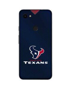 Houston Texans Team Jersey Google Pixel 3a Skin