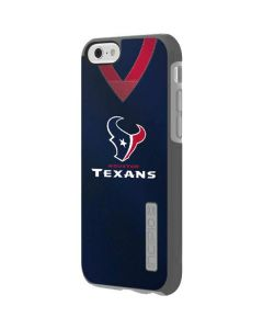 Houston Texans Team Jersey Incipio DualPro Shine iPhone 6 Skin