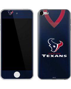 Houston Texans Team Jersey Apple iPod Skin