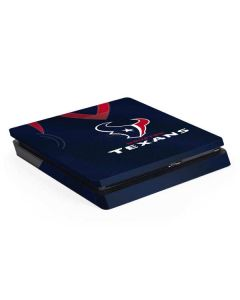 Houston Texans Team Jersey PS4 Slim Skin