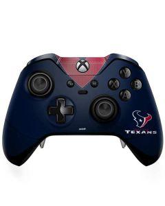 Houston Texans Team Jersey Xbox One Elite Controller Skin
