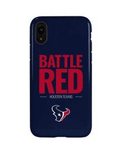 Houston Texans Team Motto iPhone XR Pro Case