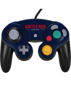 Houston Texans Team Motto Nintendo GameCube Controller Skin