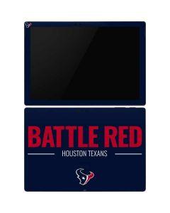 Houston Texans Team Motto Surface Pro 6 Skin