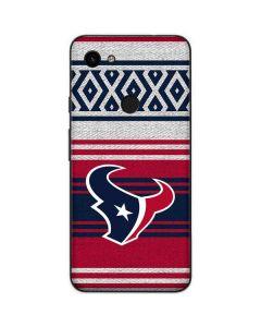 Houston Texans Trailblazer Google Pixel 3a Skin