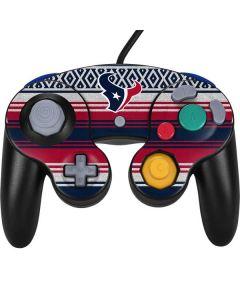 Houston Texans Trailblazer Nintendo GameCube Controller Skin