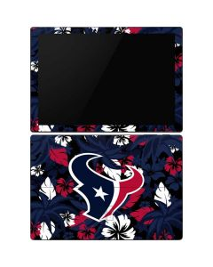 Houston Texans Tropical Print Surface Pro 6 Skin