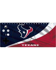 Houston Texans Xbox Adaptive Controller Skin