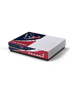 Houston Texans Xbox One S Console Skin