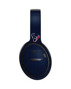 Houston Texans Zone Block Bose QuietComfort 35 II Headphones Skin