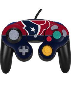 Houston Texans Zone Block Nintendo GameCube Controller Skin