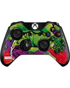 Hulk Battles The Inhumans Xbox One Controller Skin