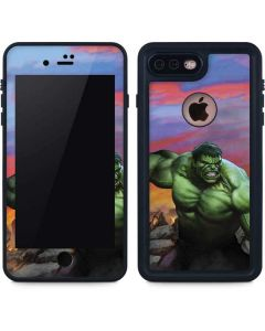 Hulk Flexing iPhone 8 Plus Waterproof Case