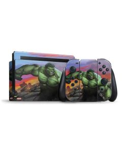 Hulk Flexing Nintendo Switch Bundle Skin