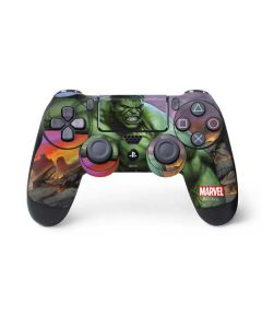 Hulk Flexing PS4 Controller Skin
