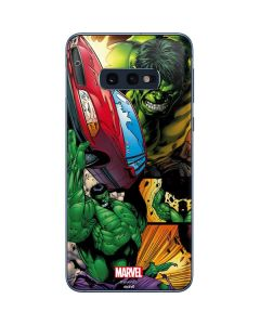 Hulk in Action Galaxy S10e Skin