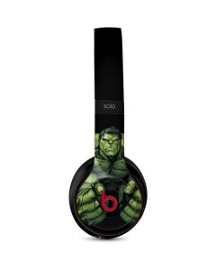 Hulk is Angry Beats Solo 2 Wireless Skin
