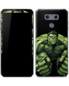 Hulk is Angry LG G6 Skin