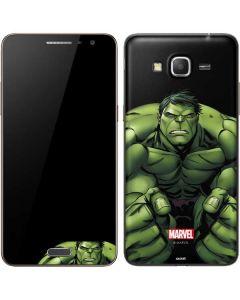 Hulk is Angry Galaxy Grand Prime Skin