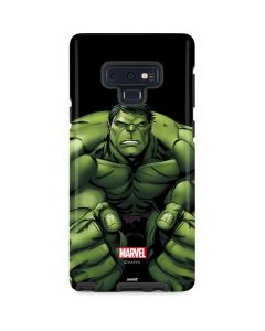 Hulk is Angry Galaxy Note 9 Pro Case