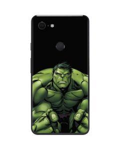 Hulk is Angry Google Pixel 3 XL Skin