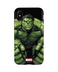 Hulk is Angry iPhone X Pro Case