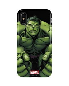 Hulk is Angry iPhone XS Max Pro Case