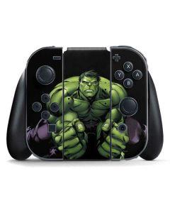 Hulk is Angry Nintendo Switch Joy Con Controller Skin