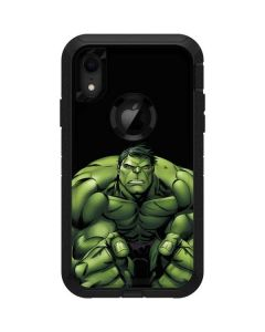 Hulk is Angry Otterbox Defender iPhone Skin