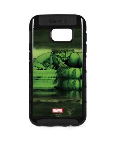 Hulk is Ready for Battle Galaxy S7 Edge Cargo Case