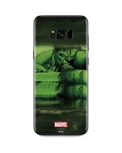 Hulk is Ready for Battle Galaxy S8 Skin