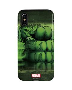 Hulk is Ready for Battle iPhone XS Max Pro Case