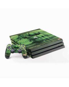 Hulk is Ready for Battle PS4 Pro Bundle Skin
