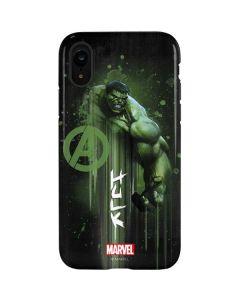 Hulk is Ready iPhone XR Pro Case